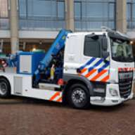 Quattro gru Fassi per la polizia olandese