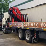Two Fassi F455RA at Singapore
