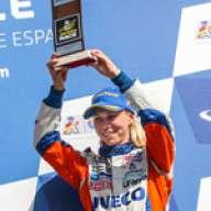 Steffi Halm quarta nel campionato piloti 2019